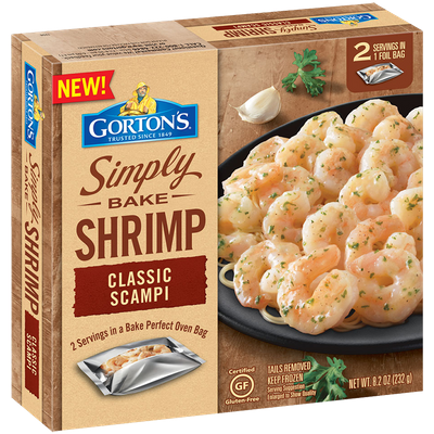 Simply Bake Shrimp