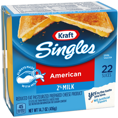 American Cheese Slices