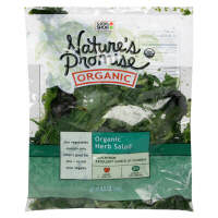 Organic Herb Salad