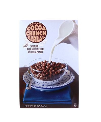 Cocoa Crunch Cereal