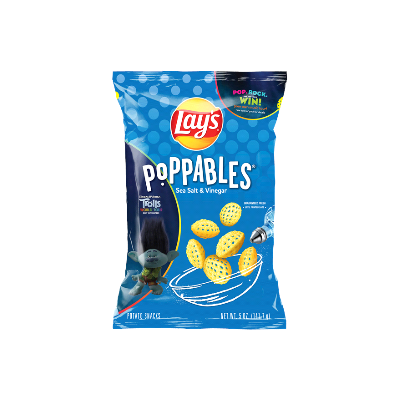 Poppables Snacks