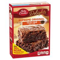 Delights Brownie Mix