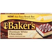 Baking Chocolate Bar
